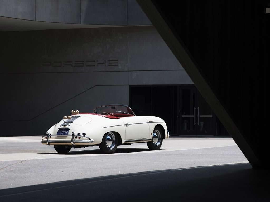Кабриолет Porsche 356 A 1600 Speedster 1956