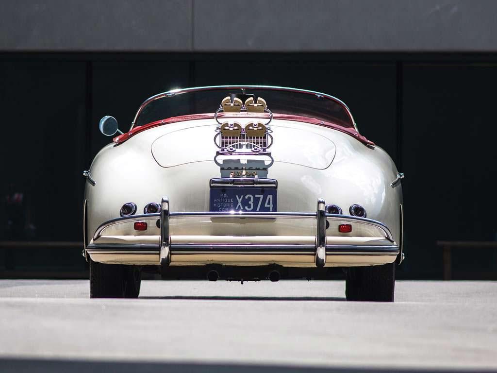 Porsche 356 A 1600 Speedster 1956
