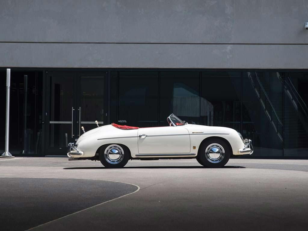 Родстер Porsche 356 A 1600 Speedster 1956 года