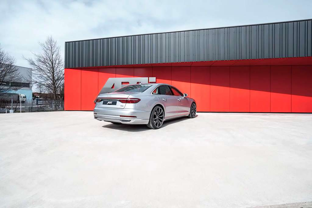 Тюнинг Audi A8 Diesel от ABT Sportsline