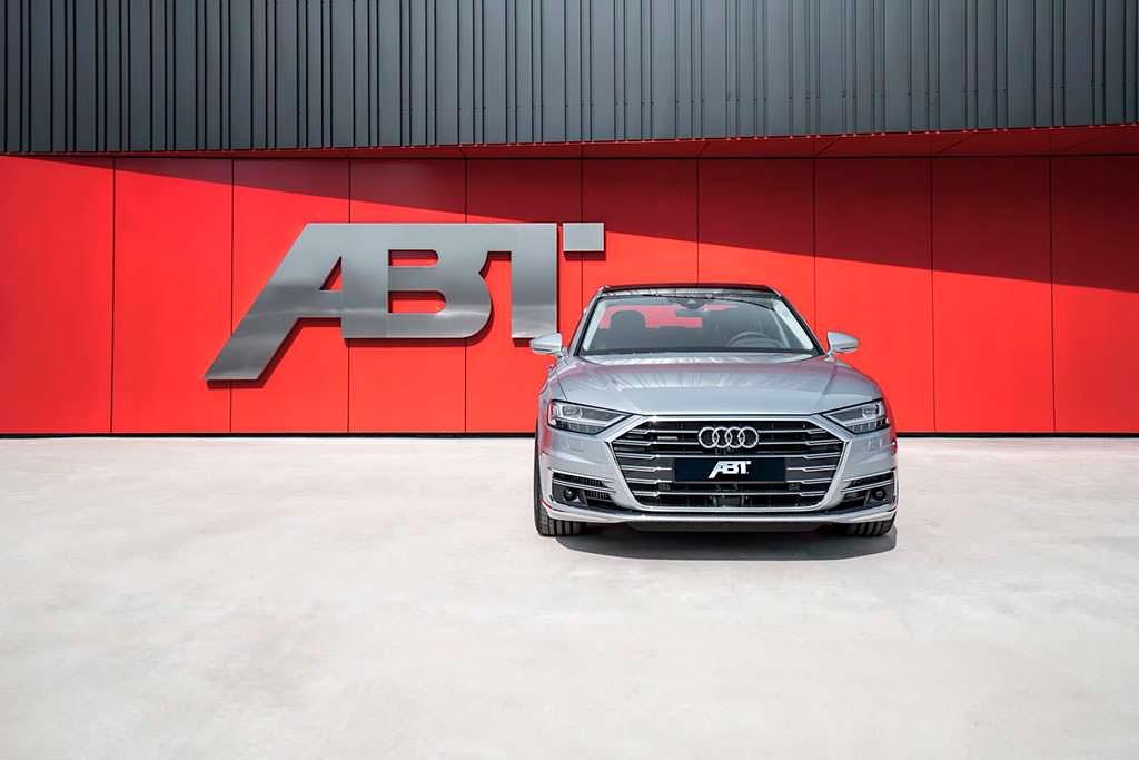 Тюнинг Audi A8 50 TDI от ABT Sportsline