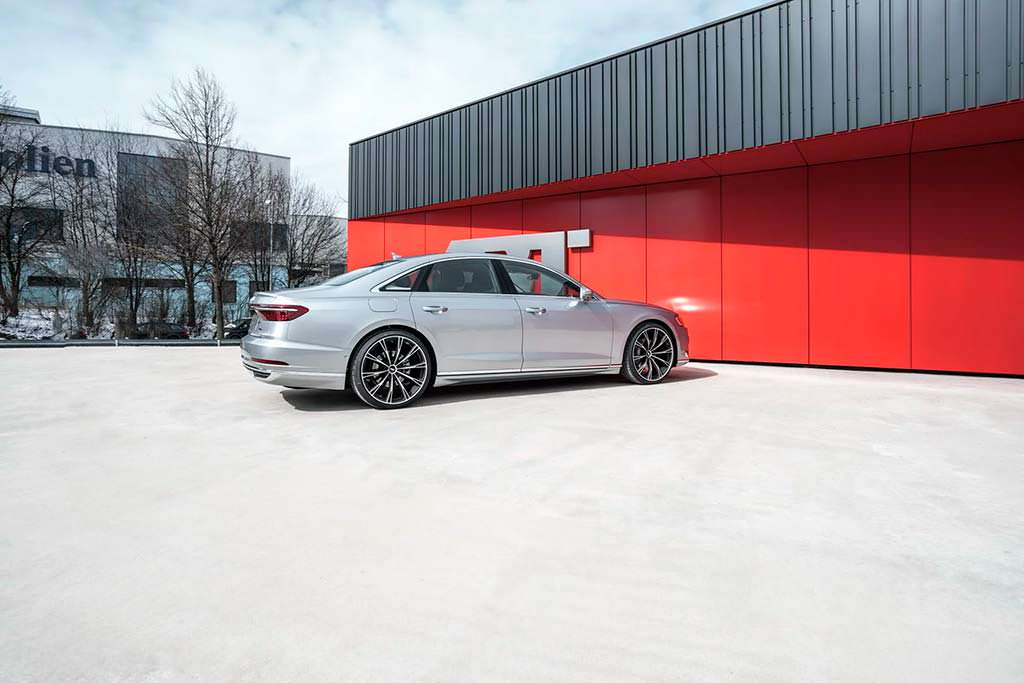 Новая Audi A8 50 TDI. Тюнинг от ABT Sportsline