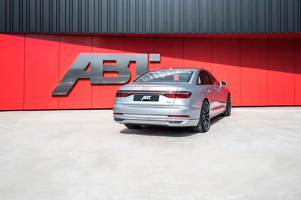Audi A8 50 TDI. Тюнинг от ABT Sportsline