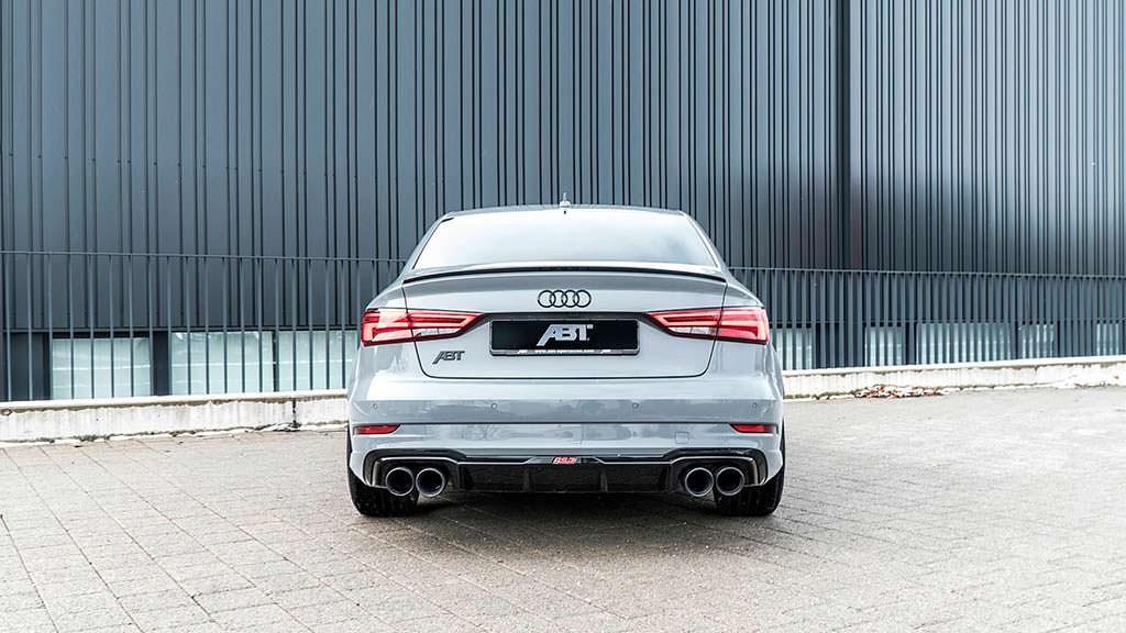 Тюнинг Audi RS3 Sedan от ABT Sportsline. Мощность 500 л.с.