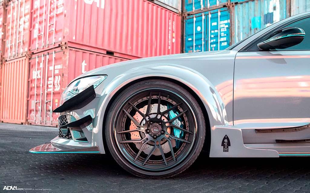 21-дюймовые колесные диски AYDV7R от ADV.1 Wheels