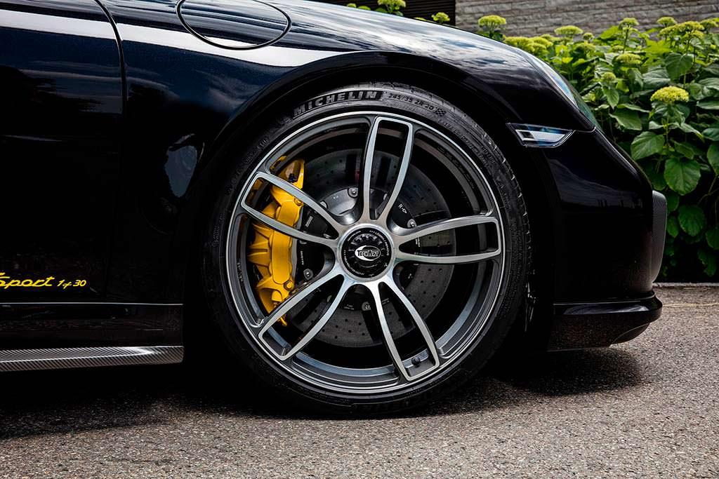 20-дюймовые колесные диски TechArt Formula IV Race