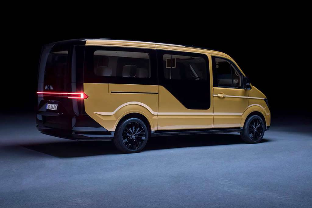 Микроавтобус Volkswagen Moia Mobility Unit