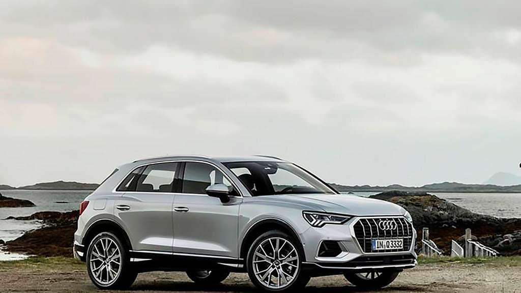 Audi Q3 второго поколения