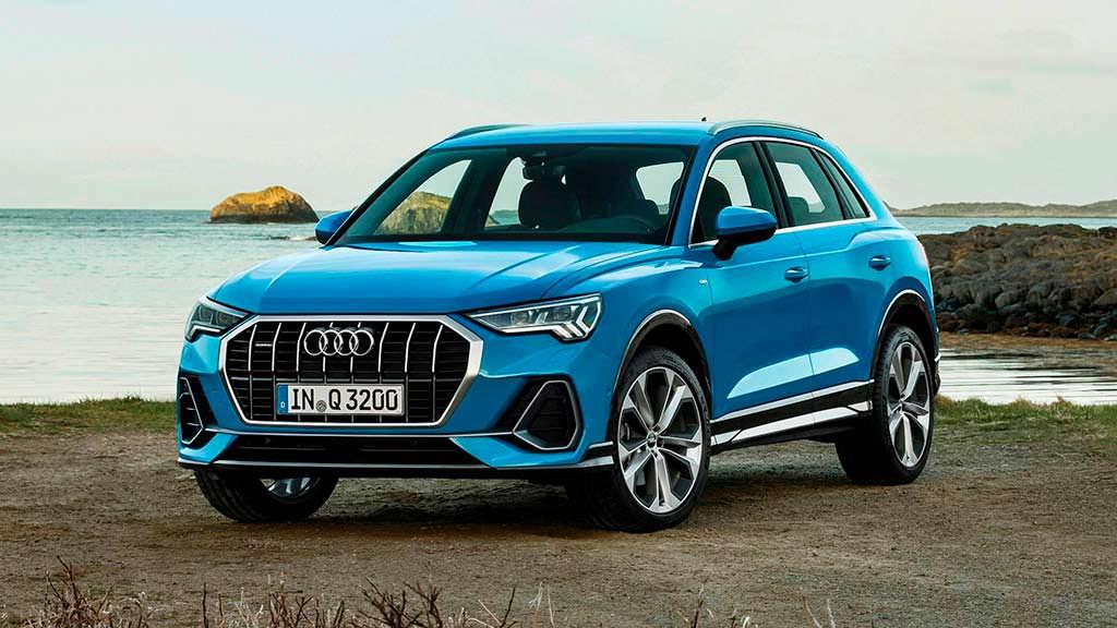 Новая Audi Q3 2019