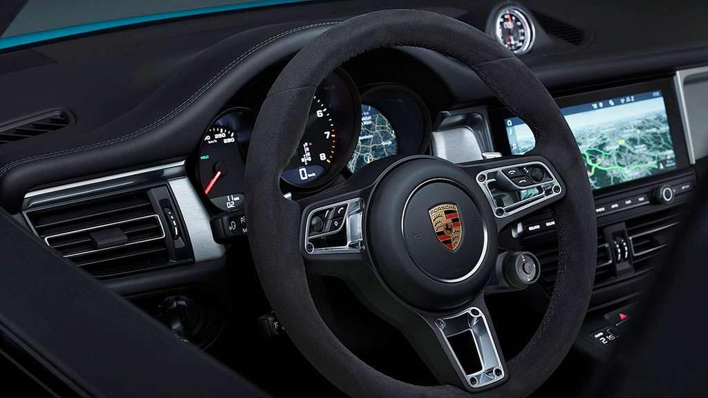 Руль GT Sport от Porsche 911