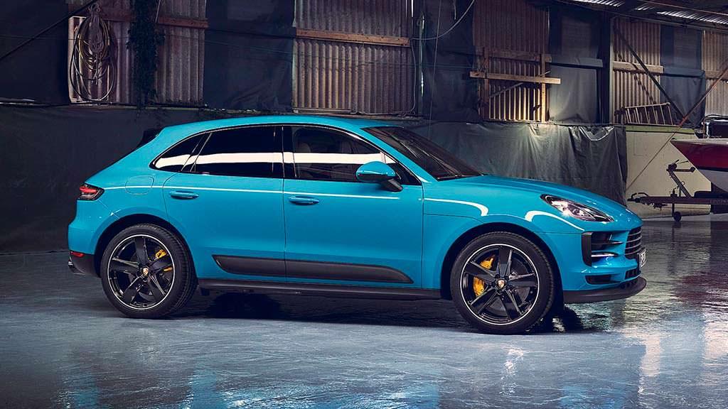 Обновление Porsche Macan 2019