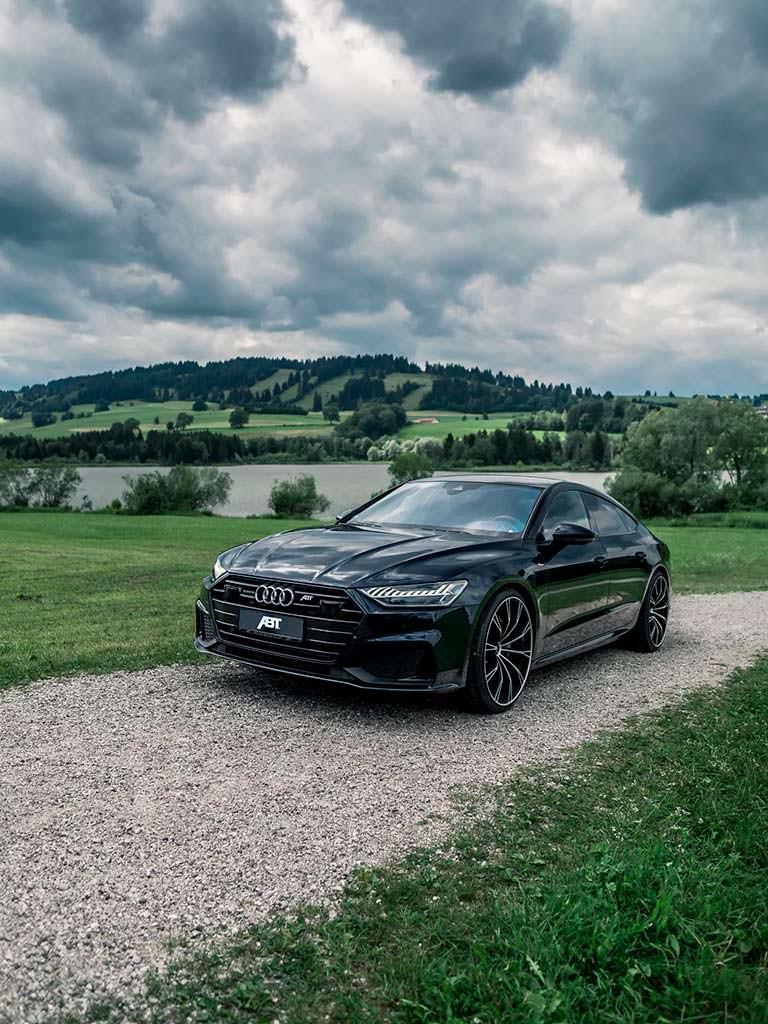 Audi A7 V6 TFSI в тюнинге от ABT Sportsline