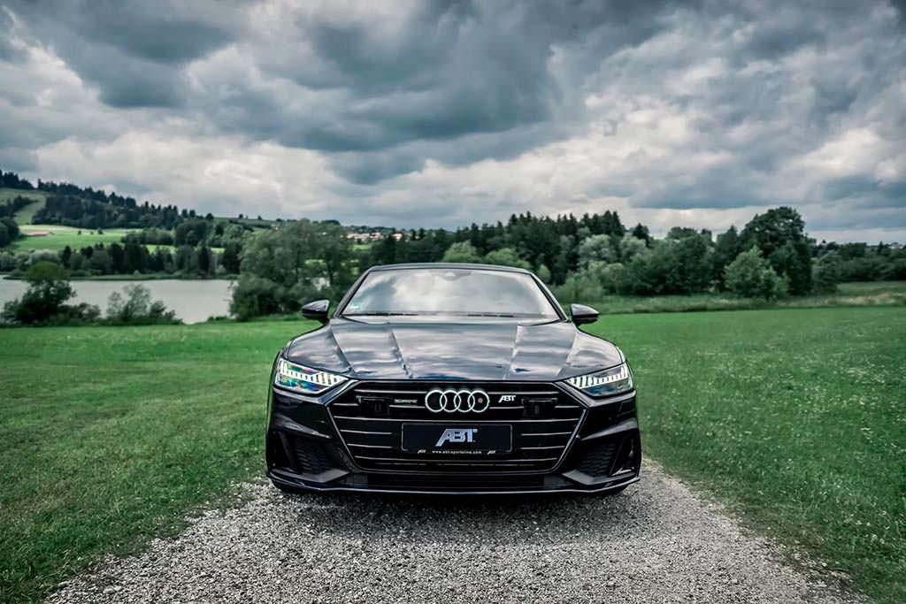 Audi A7 V6 TFSI от ABT Sportsline