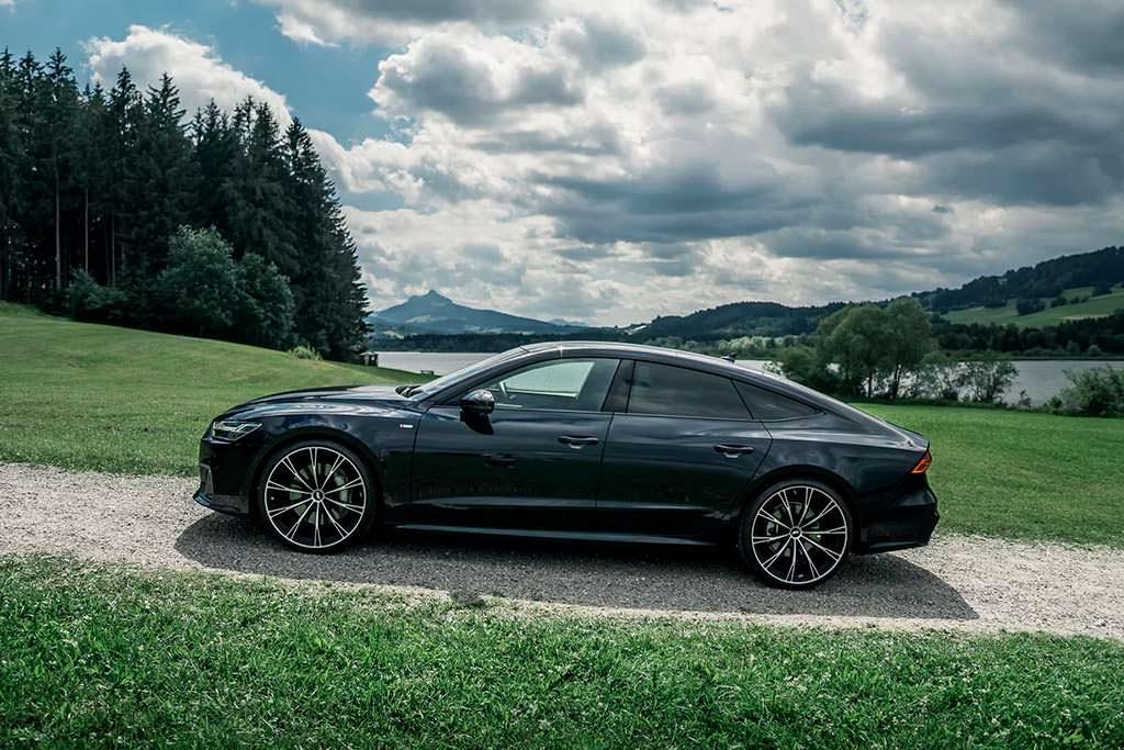 Тюнингованная Audi A7 V6 TFSI от ABT Sportsline