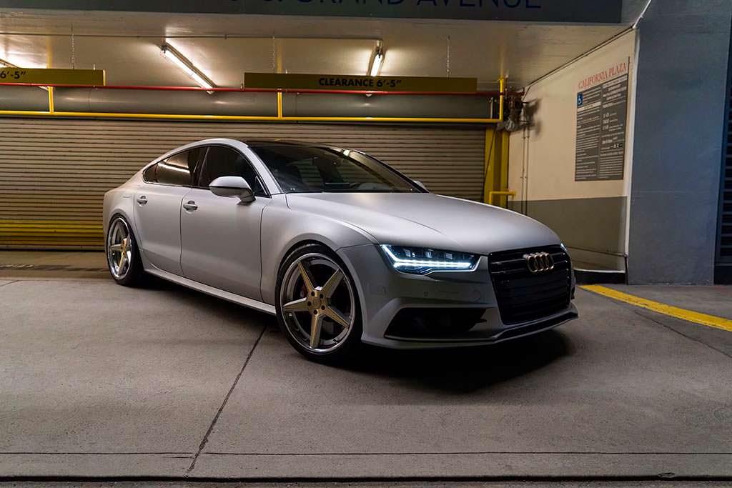 Тюнинг Audi S7 от Forgiato