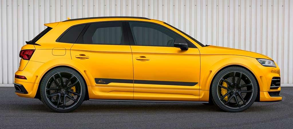 Тюнинг Audi SQ5 от Lumma
