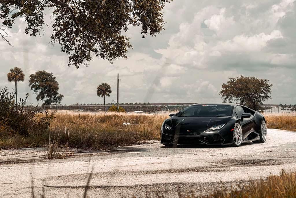Тюнинг Lamborghini Huracan на дисках ADV.1 Wheels