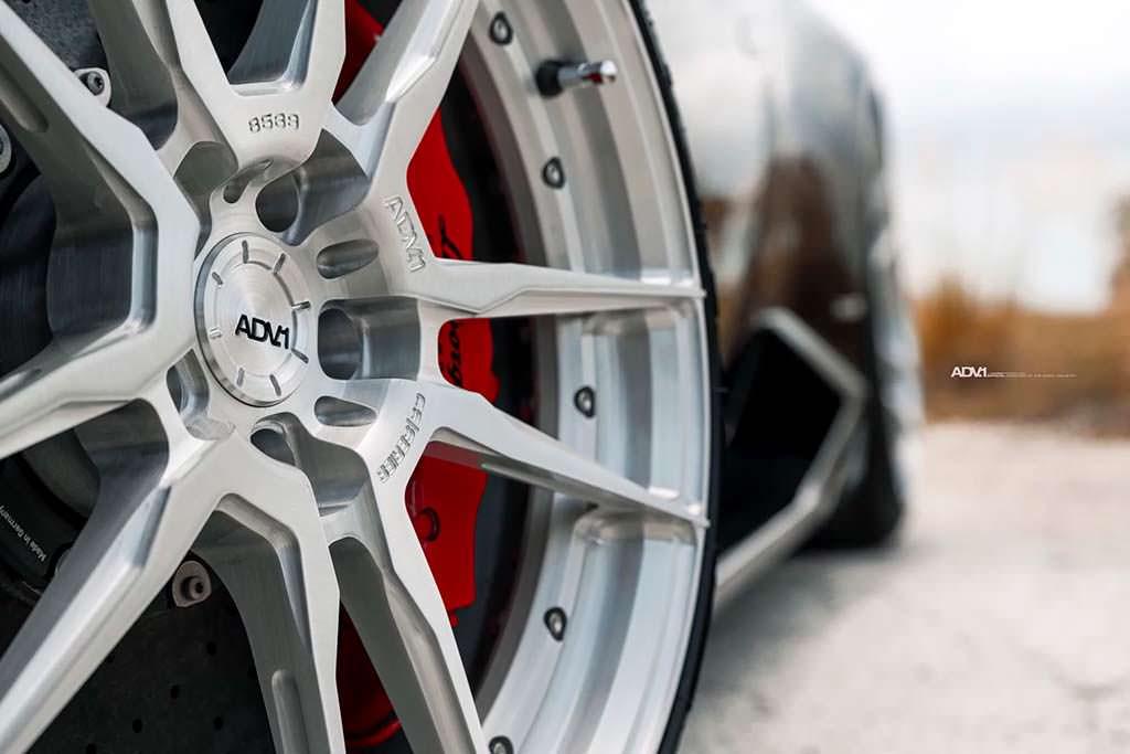Двухкомпонентные колесные диски ADV5.2 M.V2 CS от ADV.1 Wheels