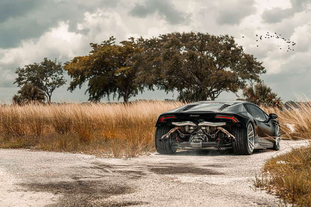 Lamborghini Huracan. Тюнинг TR3 Performance