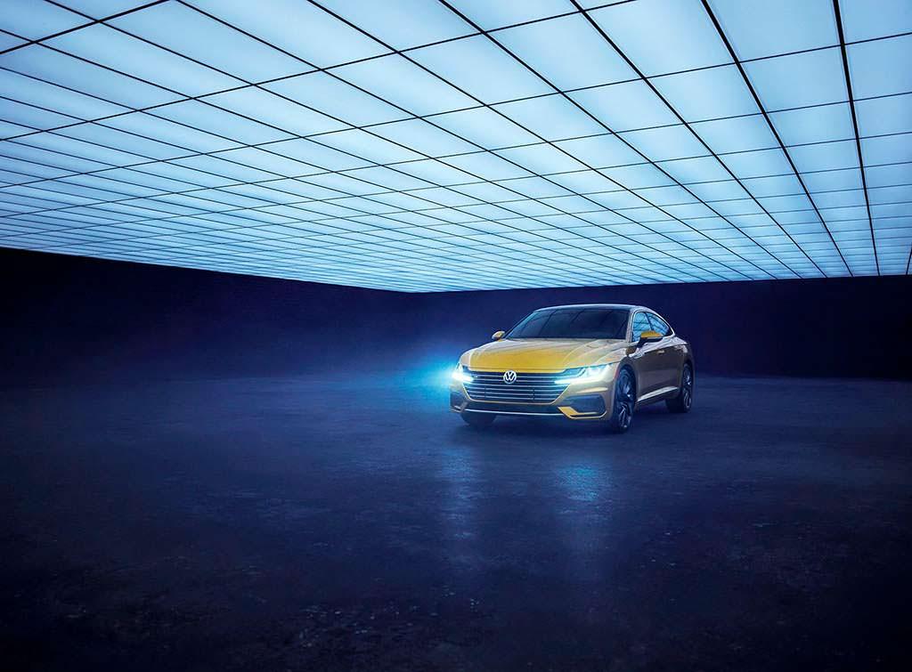Volkswagen Arteon для США