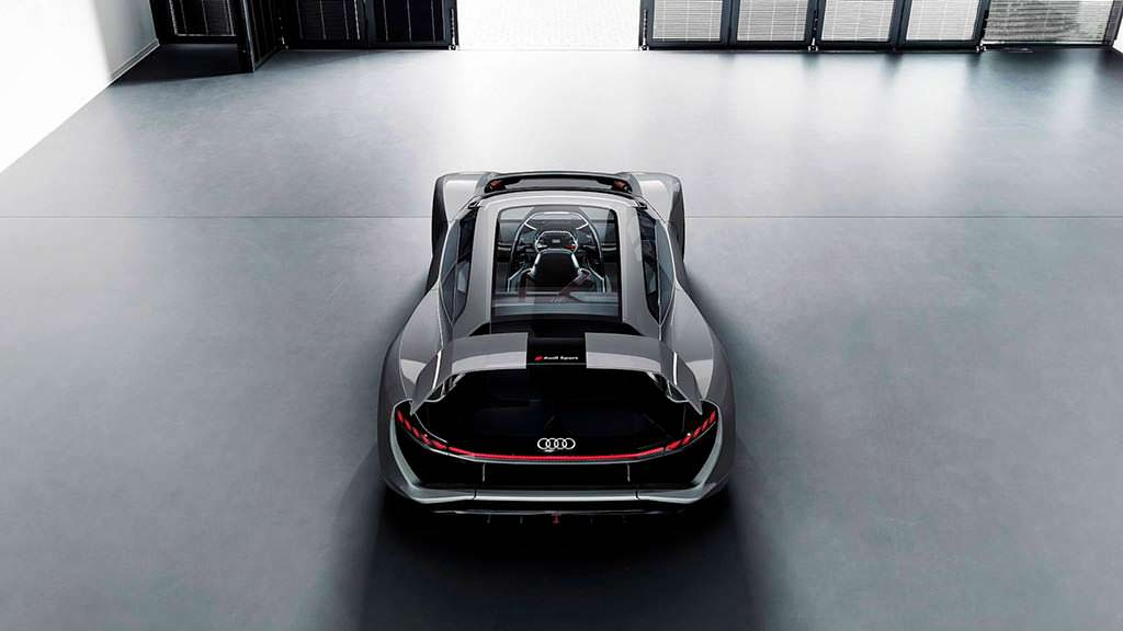 2018 Audi PB18 E-Tron