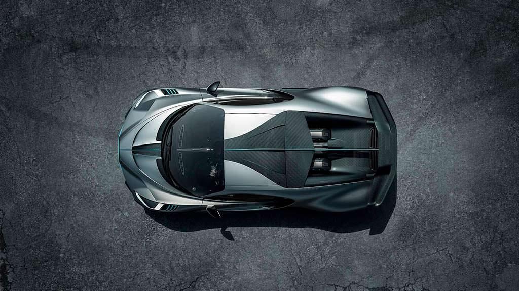 Divo - новый гиперкар Bugatti