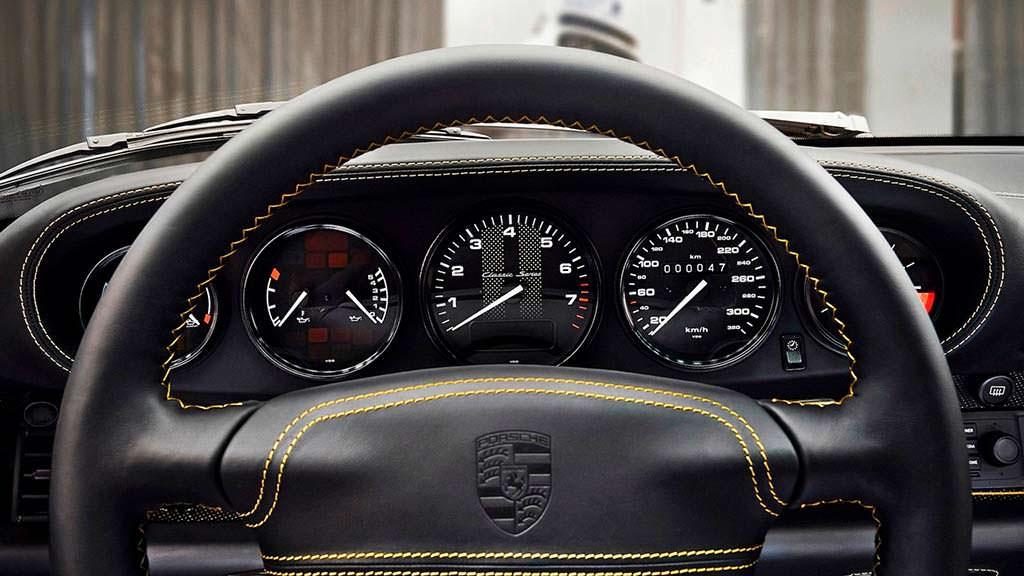 Руль Porsche 993 Project Gold от Porsche Classic