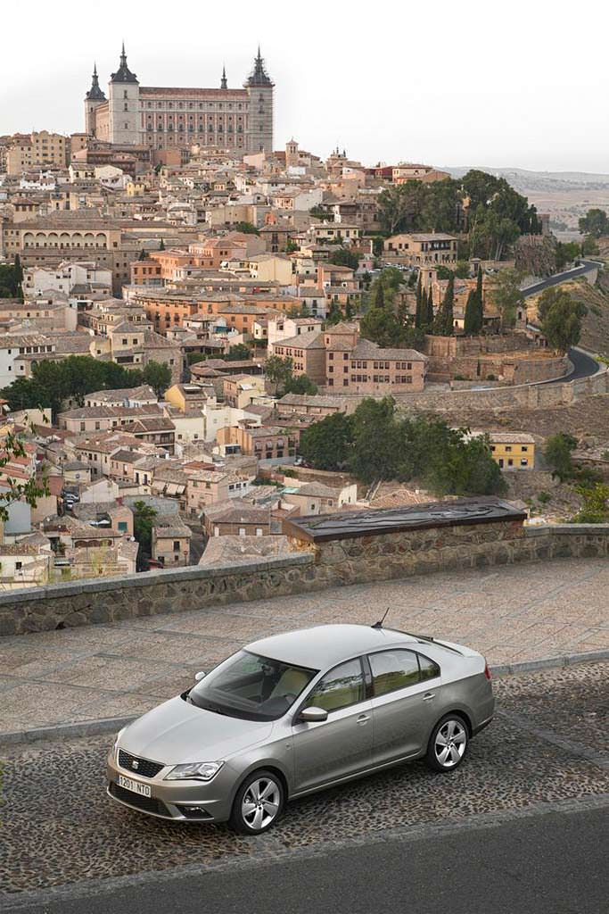 SEAT Toledo 2019