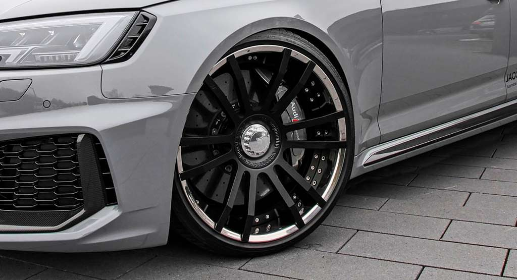 Колесные диски 6Sporz² для Audi RS4 Avant от Wheelsandmore