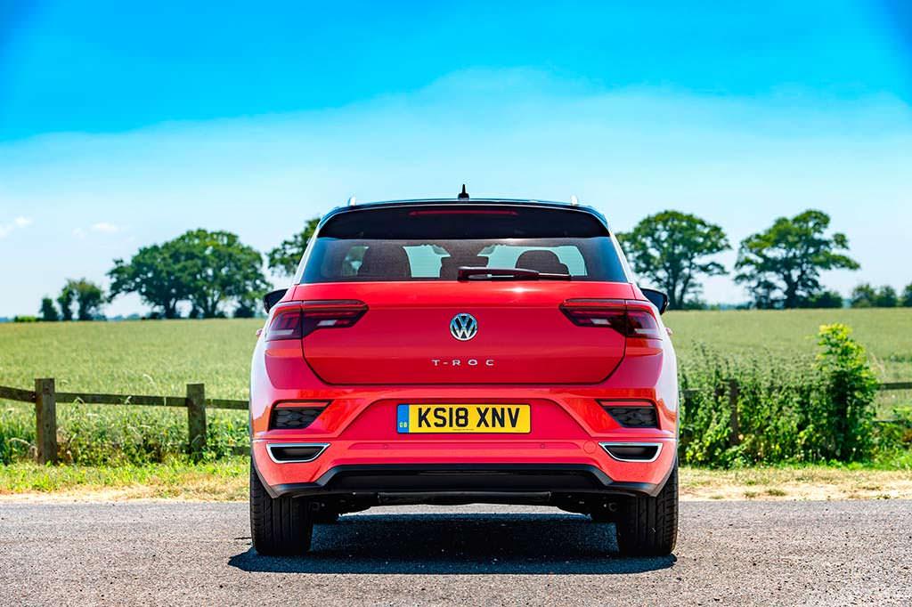 Volkswagen T-Roc 1.6 TDI. Мощность 115 л.с.