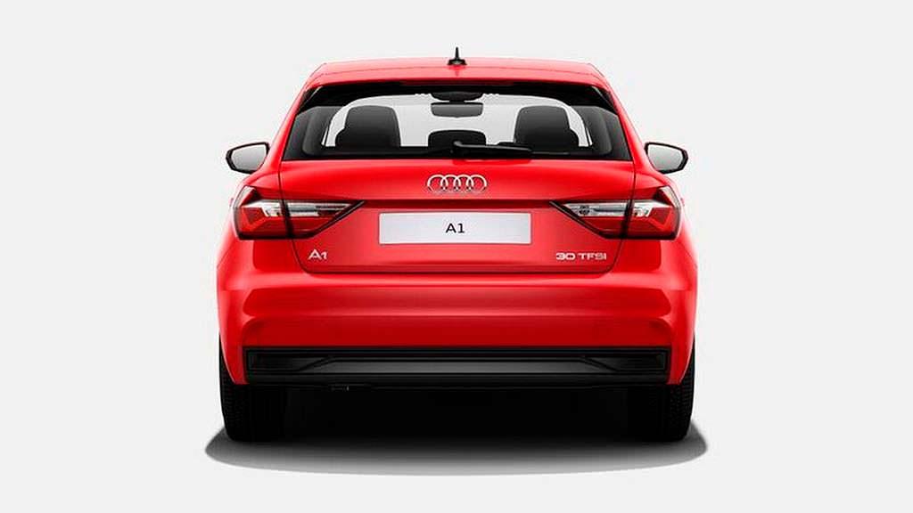 Самая дешевая Audi A1 2018