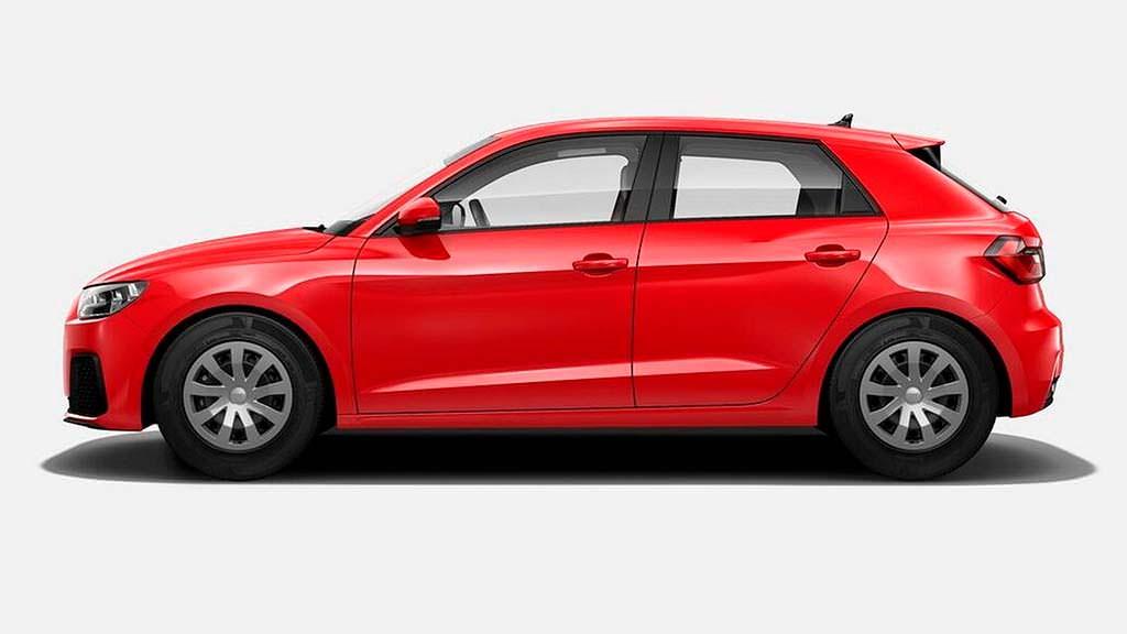 Базовая Audi A1 в Германии. Цена от €21 700