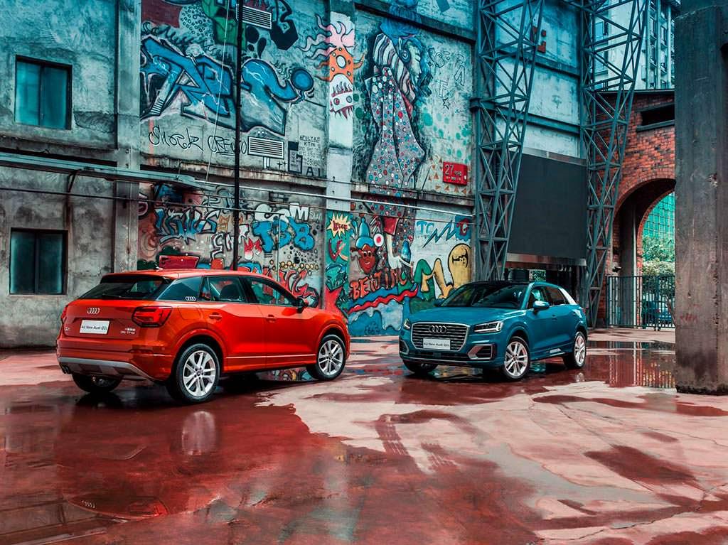 Компактный кроссовер Audi Q2 L с длинной колесной базой