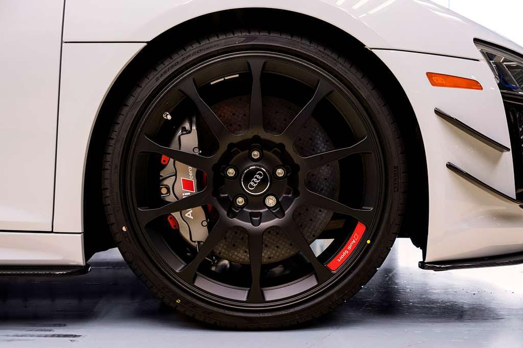 20-дюймовые колеса Audi R8 V10 Plus Coupe Competition