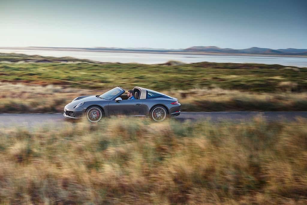 2018 Porsche 911 Targa 4 GTS Exclusive Manufaktur Edition