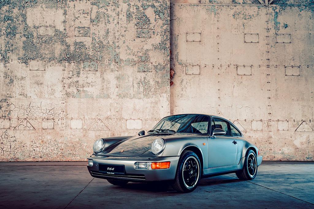 Porsche 964. Реставрация от Porsche Classic
