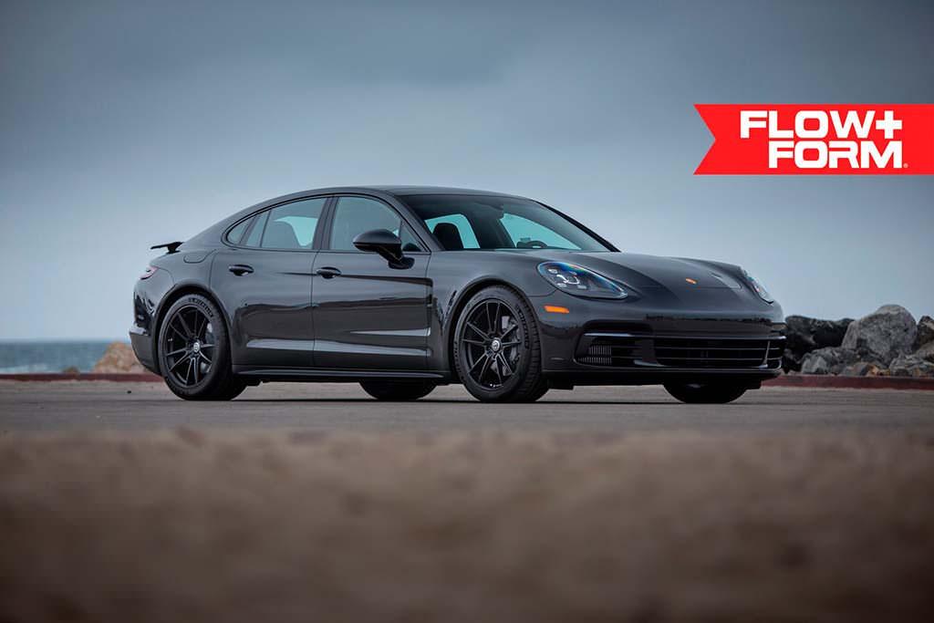 Porsche Panamera 4S на дисках FF04 от HRE Wheels