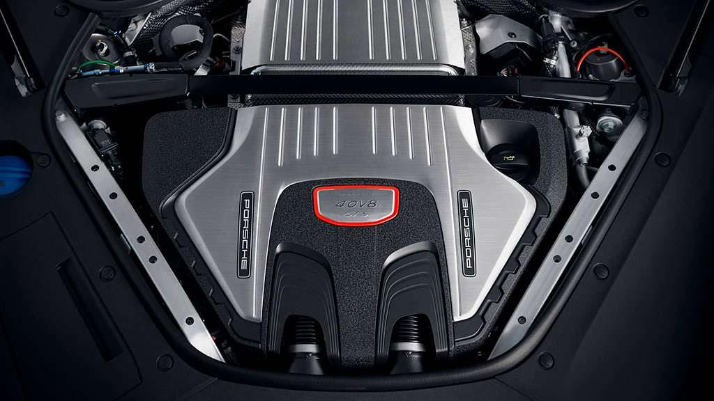Двигатель Porsche Panamera GTS 4,0-литра V8 на 460 л.с.