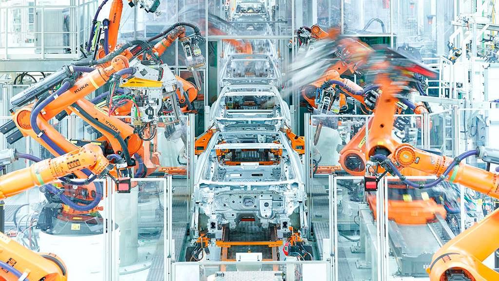 Audi A1 MQB A0. Производство на заводе SEAT в Испании