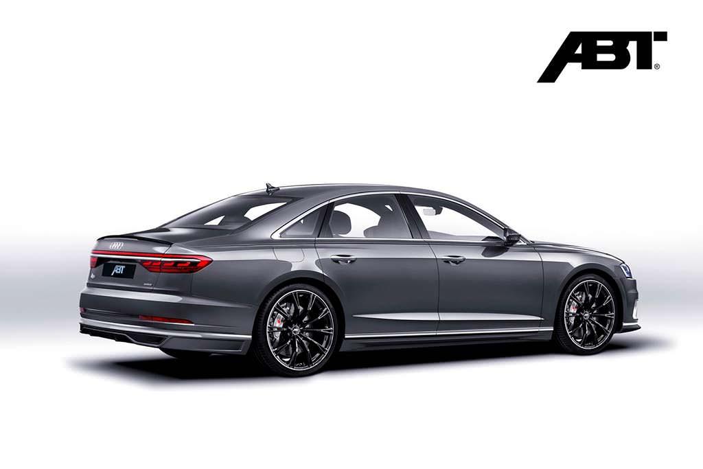 Новая Audi A8 D5. Тюнинг от ABT Sportsline