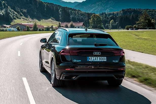 Audi Q8 50 TDI Quattro. Тюнинг ABT Sportsline