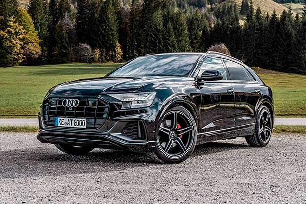 Первый тюнинг Audi Q8 от ABT Sportsline
