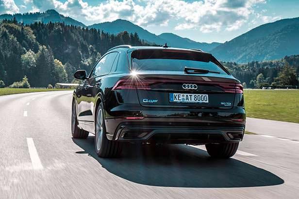 Новая Audi Q8. Тюнинг ABT Sportsline