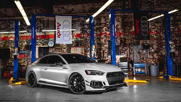 Тюнинг Audi RS5-R от ABT Sportsline для SEMA 2018