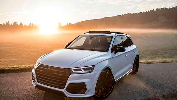 Тюнинг Audi SQ5 от ABT Sportsline для SEMA 2018