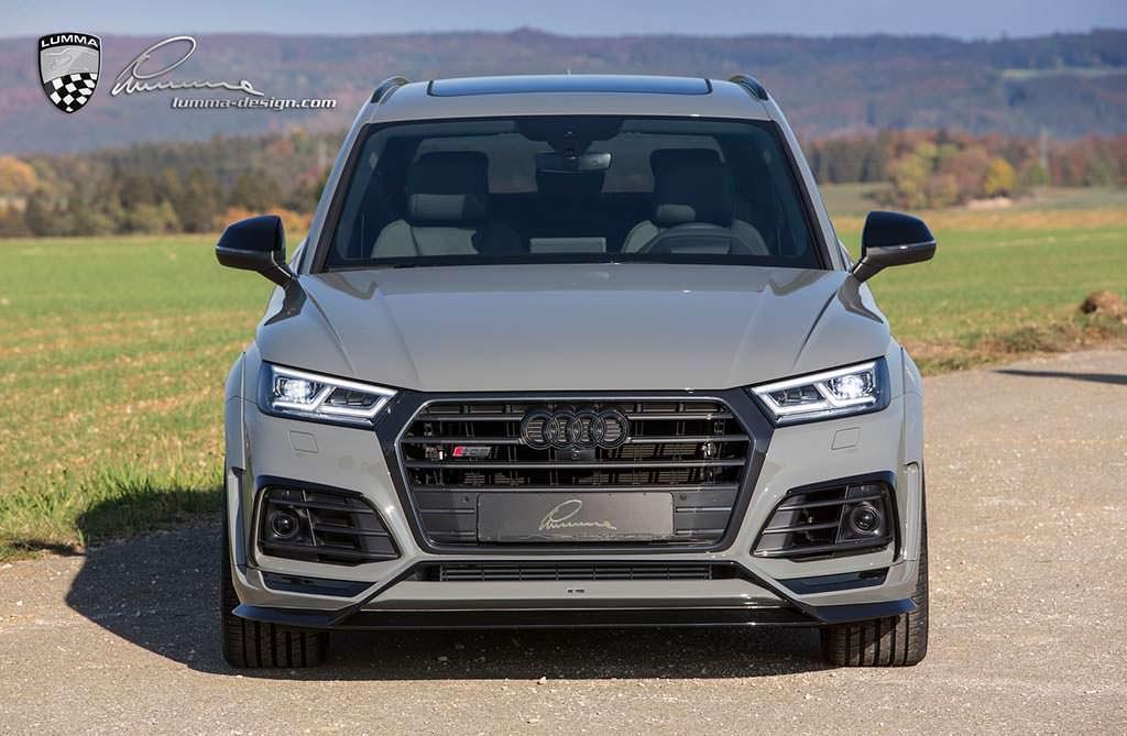 Тюнинг Audi SQ5 от Lumma Design