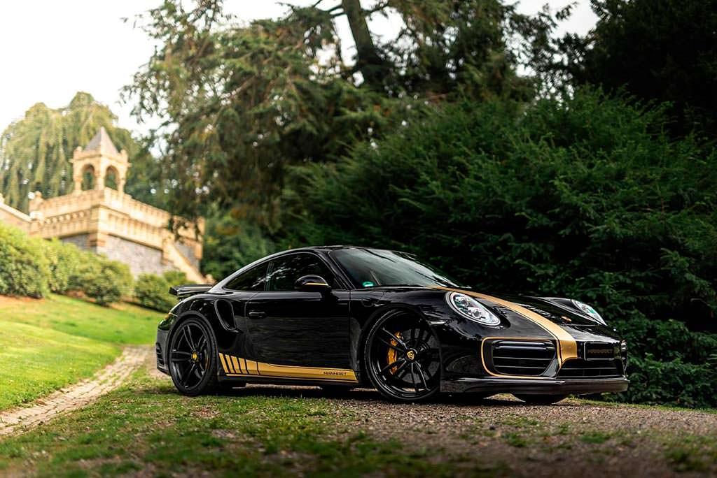 Тюнинг Porsche 911 Turbo от Manhart