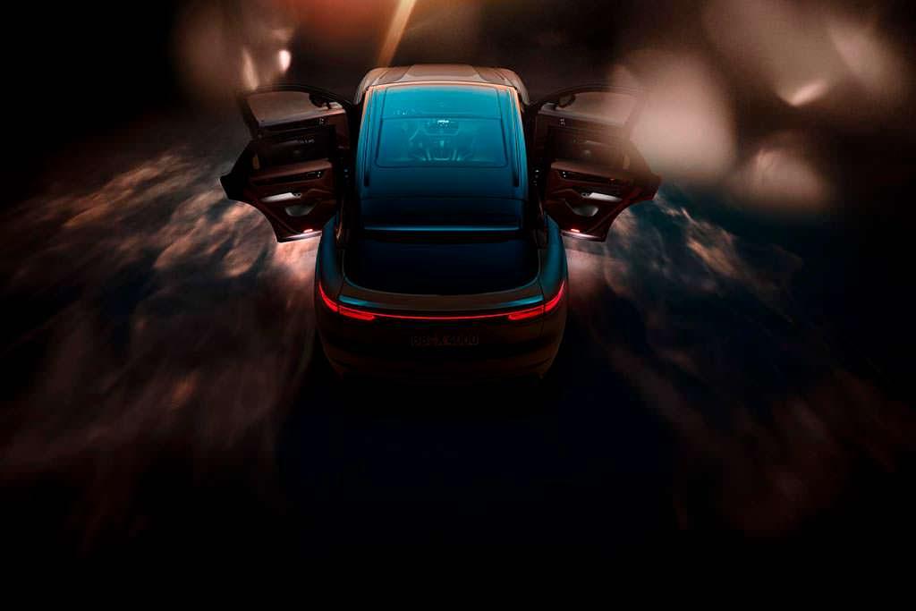 Porsche Cayenne Turbo со стеклянной крышей от TechArt