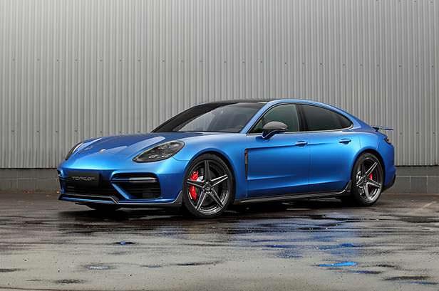 Тюнинг Porsche Panamera GT Edition от TopCar