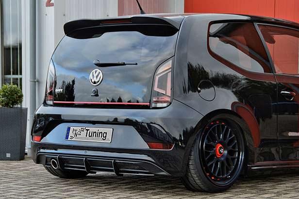 Компактный хэтчбек Volkswagen Up! GTI. Тюнинг Ingo Noak